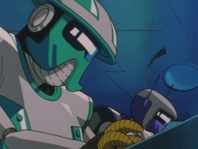 Robot sanvant M2 n°2