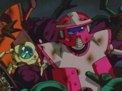 Robots M2 cassé