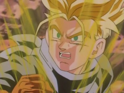 Trunks super guerrier