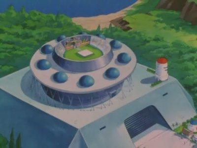 Stade des arts martiaux du futur