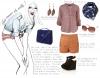 ___.Idée tenue._Une tenue pour la ville while summer !
