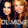 DemiLovato-MileyCyrusx3