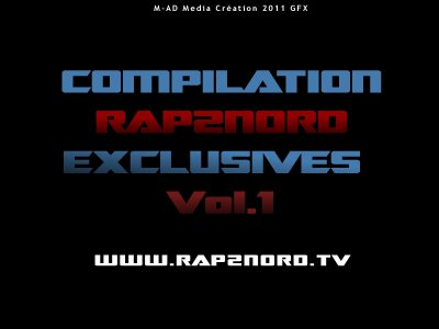 Compilation rap2nord 2011