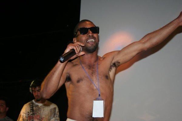 Concert de Sexy lady dans les Bacs 2011