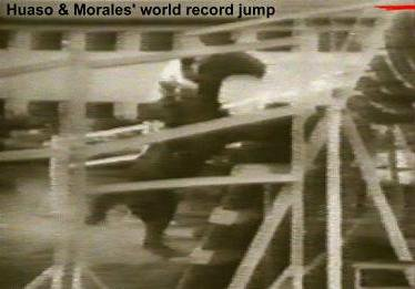 Record du monde de saut d'obstacles