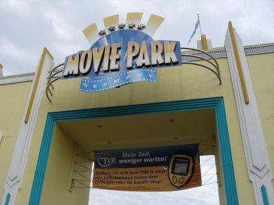 Movie Park en Allemagne.