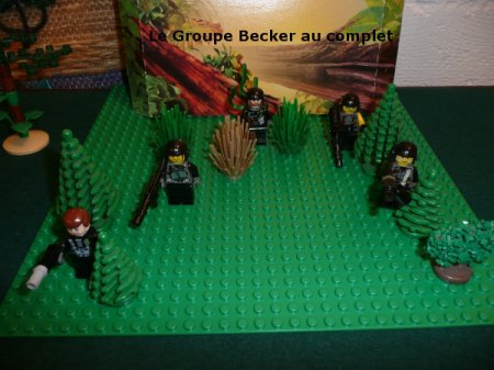 Le Groupe Becker et ses membres