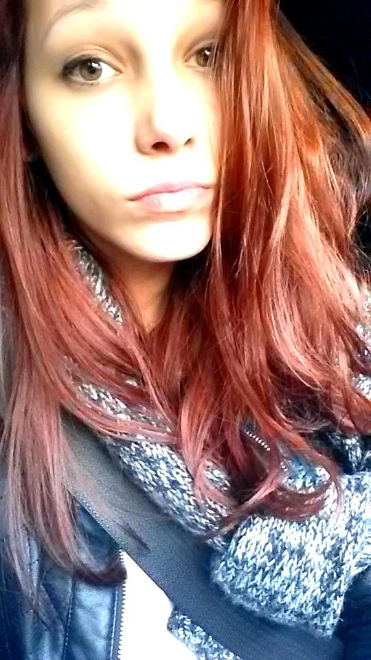 J'ai enfin fais mes cheveux rougeeeeeeee !!!