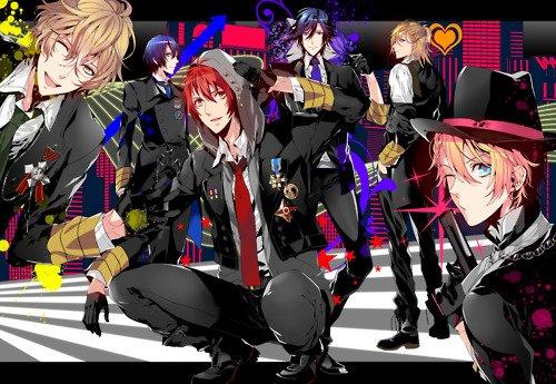 Parce que j'aime le Yaoi; ils sont tous gay, sans exceptions ♥