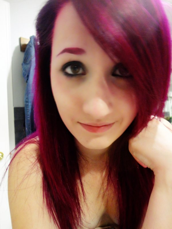 how to cheveux fushia - Coloration Cheveux Magenta