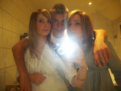 Noémie, Steeve & Moi
