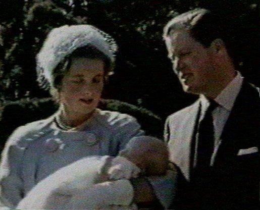 30 Aout 1961 _ Baptême de Diana (suite )