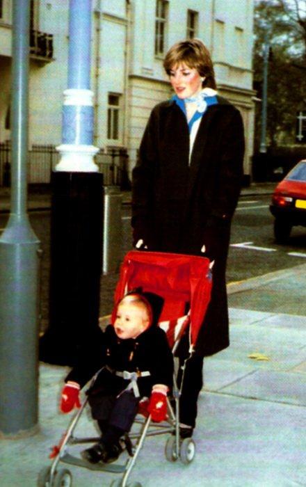 Lady Diana Spencer et Patrick Robinson _ 11 Novembre 1980