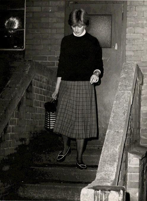 Lady Diana Spencer - 13 Novembre 1980