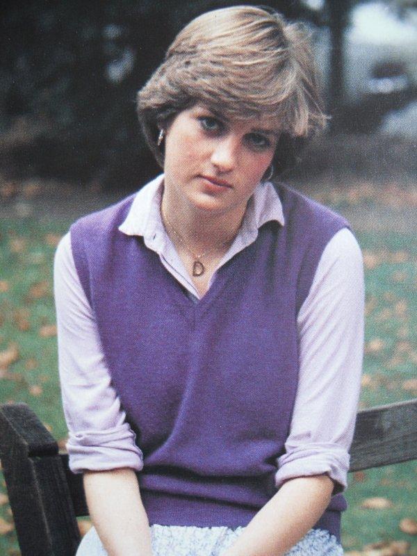 Lady Diana Spencer , - 17 Septembre 1980 _ Suite