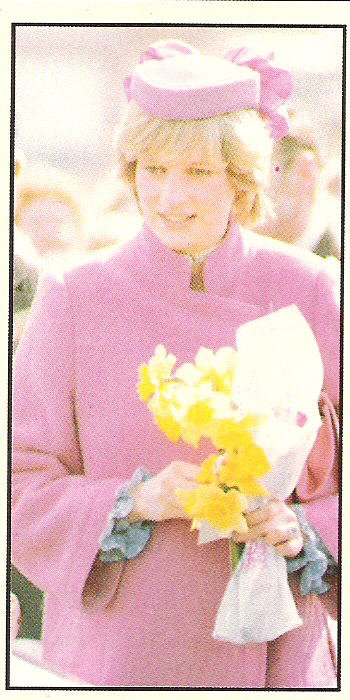 Diana SONY factory Opening, Bridgend ,le 07 Avril 1982 _ Suite