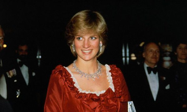 """Diana & Charles  """"Night Of Knight's"""" Barbican Centre , le 04 Mars 1982 _ Suite"""