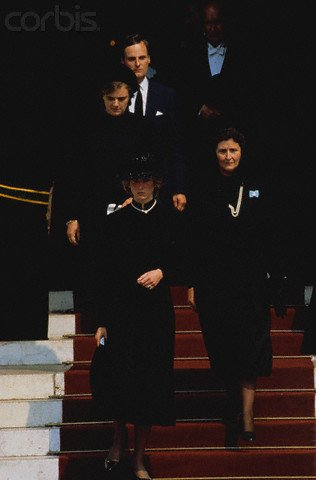 Princess Gracia Patricia Requiem , le 18 Septembre 1982