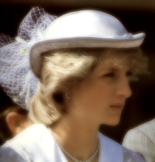 Prince & Princess Of Wales - Tour Of Australia & New Zealand-  08  Avril 1983 _  Suite