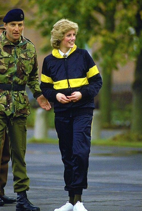 Princess Diana Berlin of solo , le 19 octobre 1985