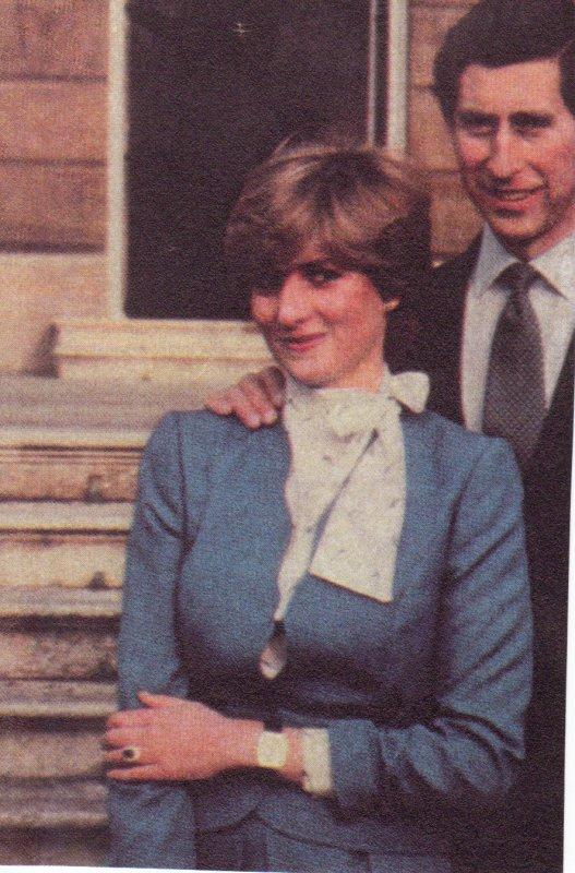 Diana & Charles - Engagement, Buckingham Palace _ 24 Février 1981 ( Suite )