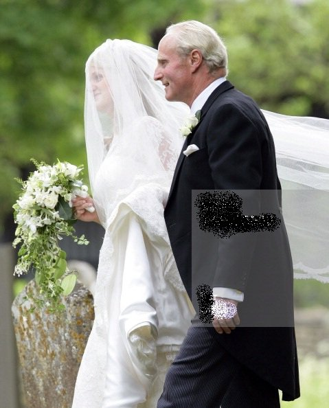 William & Catherine et Harry - the wedding of Princess ...  Niece