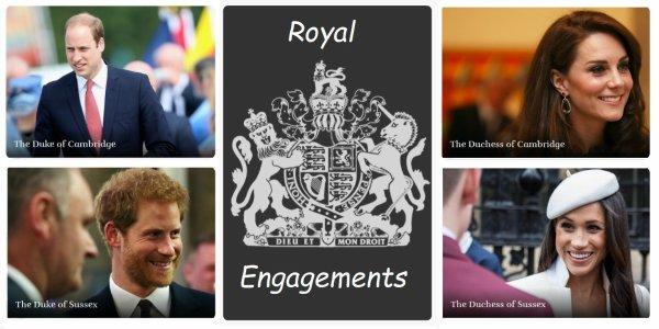 Prochains Engagements à venir ......