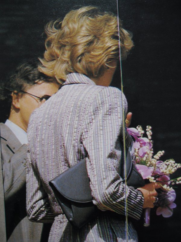 """Diana & Charles - The Italian Tour _ Suite """" Rome - Le 27 Avril 1985 """""""