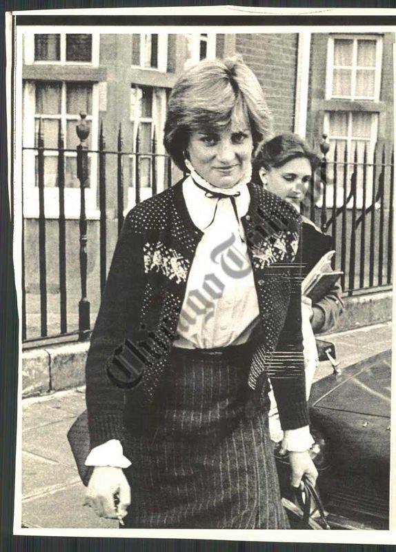 Lady Diana Spencer - 12 Novembre 1980 _ Suite