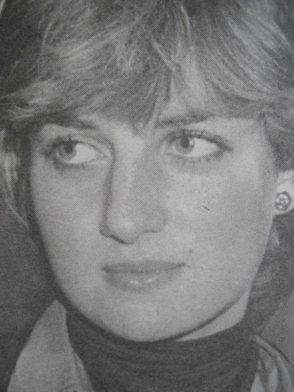 Lady Diana Spencer - 24 Novembre  1980