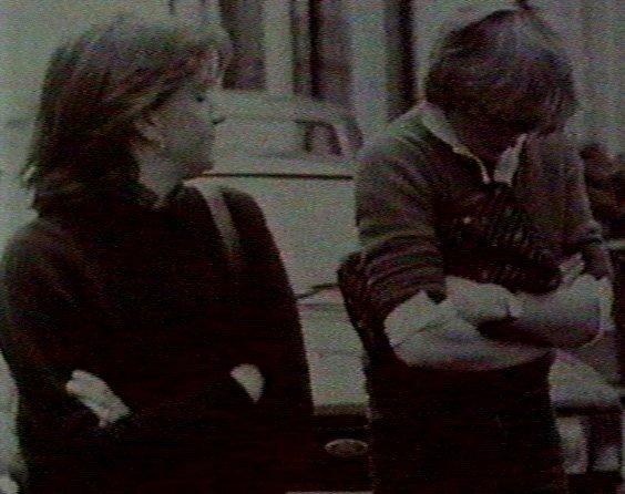 Lady Diana Spencer & GirlFriends _ 1980