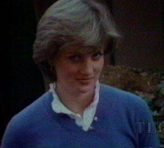 Lady Diana Spencer -  18 Novembre 1980