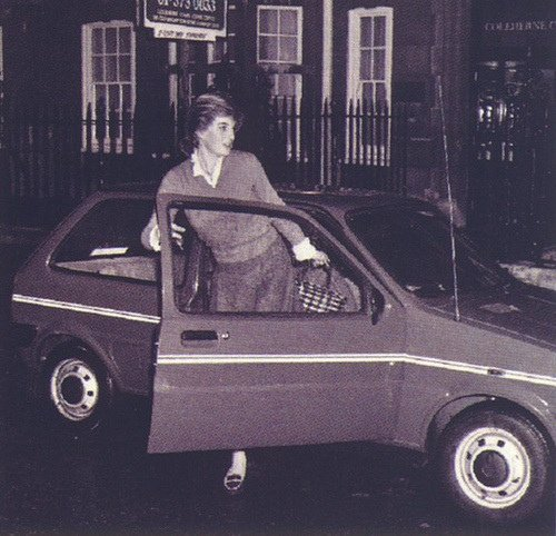Lady Diana Spencer - 18 Novembre 1980  _ Suite