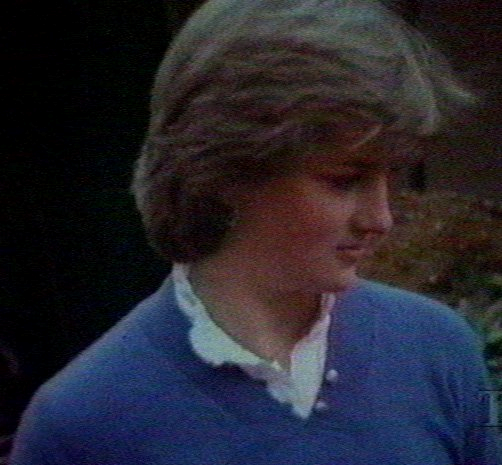 Lady Diana Spencer - 18 Novembre 1980 _ Suite