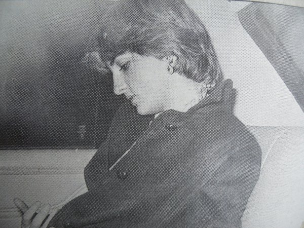 Lady Diana Spencer  _ Suite