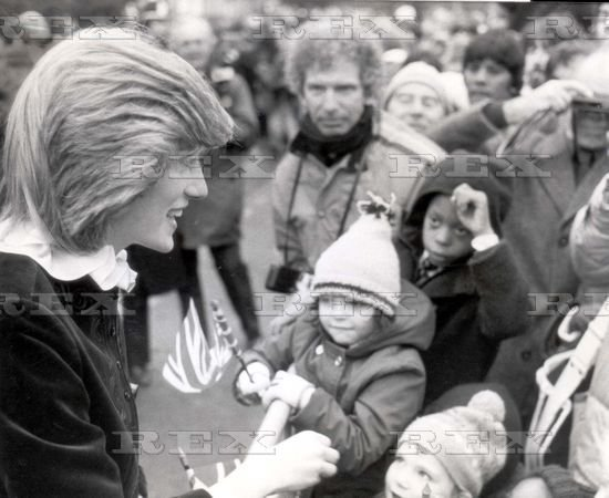 Handsworth, Birmingham, West Midlands - Le 07 Décembre 1982