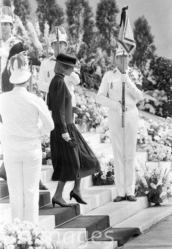 Princess Gracia Patricia Requiem , le 18 Septembre 1982 _ Suite