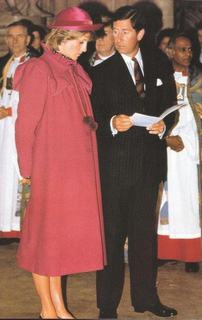 Royal College of Music Centenary Service Westminster, London - le 28 Février 1982 _ Suite