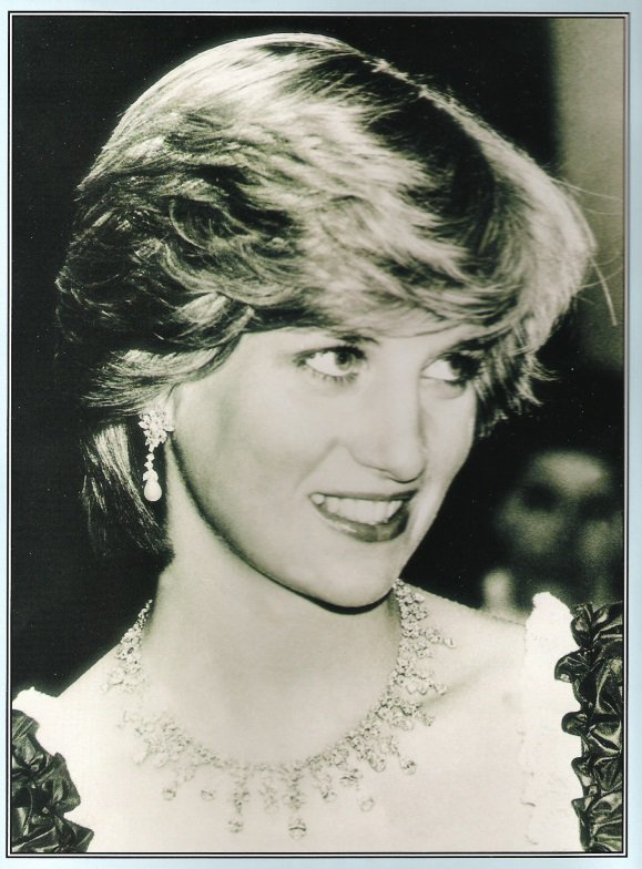 """Diana & Charles """"Night Of Knight's"""" Barbican Centre , le 04 Mars 1982"""