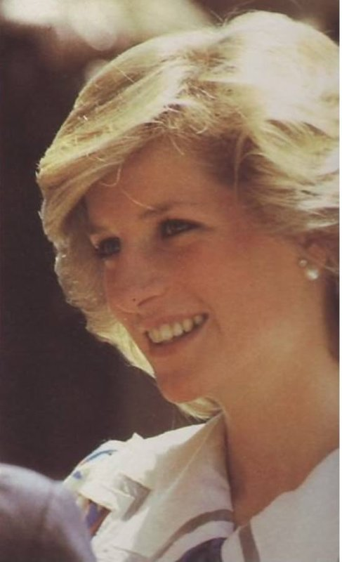 Princess Diana - The Albany Centre à Deptford , le 23 mai 1984 _ Suite