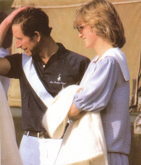 Princess Diana - Polo Smith's Lawn Windsor, le 24 Mai 1984 _ Suite
