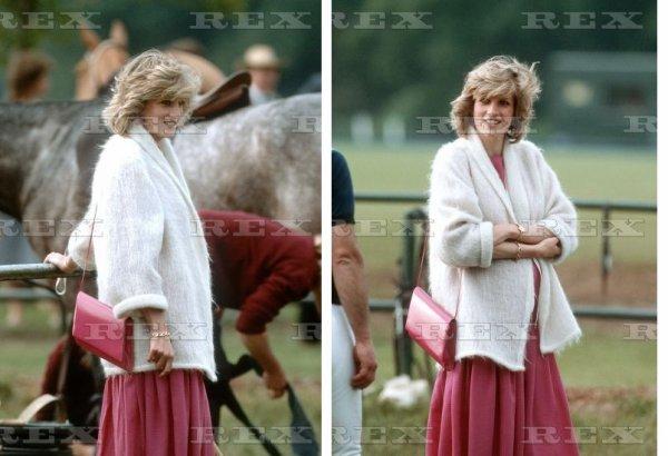 Polo Smith's Lawn, Windsor - Le 07 Juin 1984