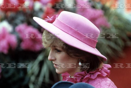 Welcoming Queen Beatrix & Prince Claus of the Netherlands - le 16 Novembre 1982