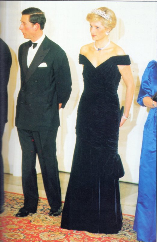 Princesse Diana & Prince Charles - le 2 Novembre 1987 Bonn GERMANY _ Suite