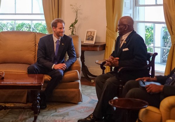 Prince Harry - The Caribbean Day 9 , le 29 Novembre 2016 _ Suite