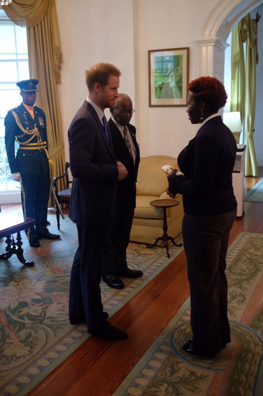 Prince Harry - The Caribbean Day 9 , le 29 Novembre 2016 _ Suite