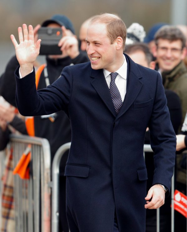 Prince William - Derby , le 30 Novembre 2016 _ Suite