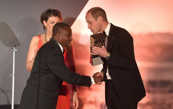 Prince William Tusk Trust Awards, le 30 Novembre 2016 _ Suite