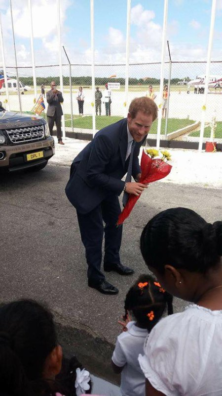 Prince Harry - The Caribbean Day 12  , le 02 Décembre  2016 _ Suite