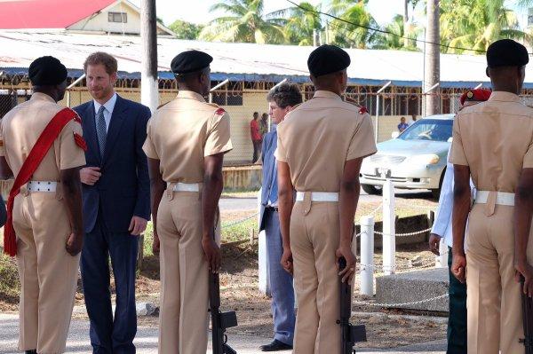 Prince Harry - The Caribbean Day 12  , le 02 Décembre  2016 _ Suite